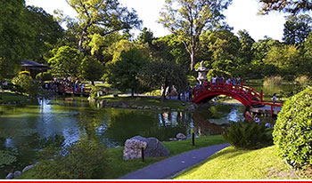 Conoce el Jardín Japones de Buenos Aires